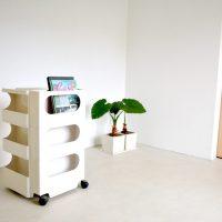 【名作デザイナーズ家具】ボビーワゴン|ジョエ・コロンボ