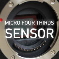 【比較】マイクロフォーサーズとフルサイズのセンサーサイズ