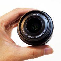 【神レンズ】マイクロフォーサーズ単焦点LEICA 15mm/F1.7