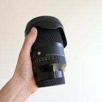 【 ついに購入!】 Lマウント シグマ大口径単焦点レンズ35mm F1.2