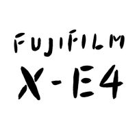 【FUJIFILM X-E4】近頃のフジフィルムのカメラって良いねぇ